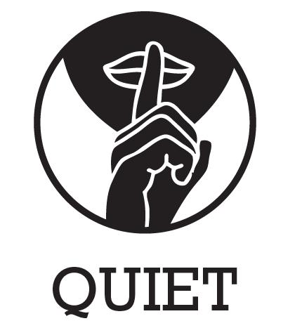 Quiet fabric